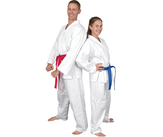 Martial Arts Lessons for Adults in San Antonio TX - Man and Women Adult Program Banner