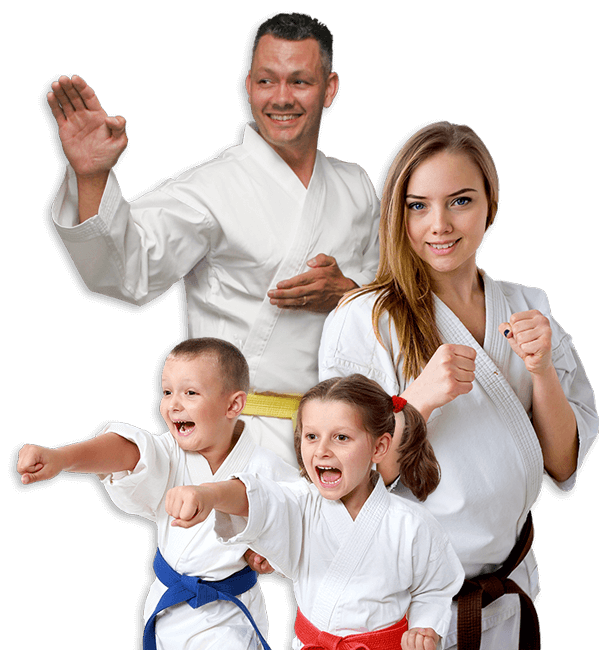 Martial Arts Lessons for Kids in San Antonio TX - Kids Adults Group Martial Arts Home Banner